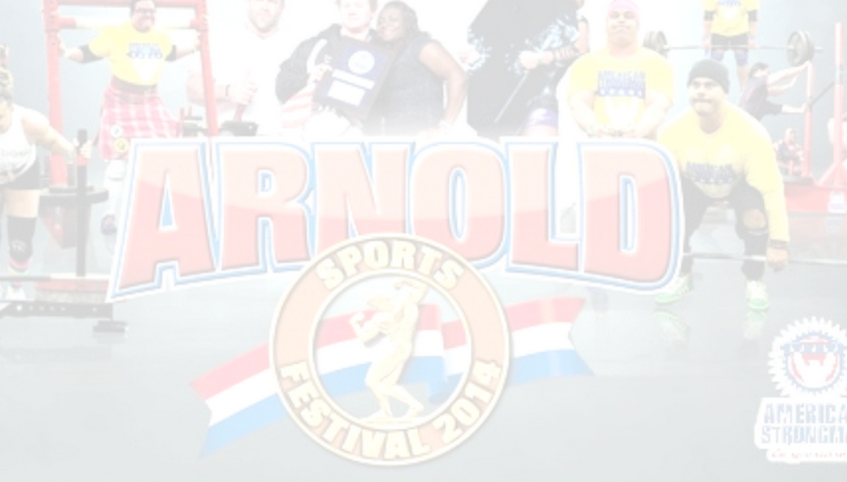 Arnold Amateur World Championships