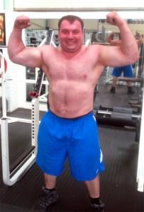 Dawid Waszkiewicz Zam. COLCHESTER Wiek 28lat Waga 136kg