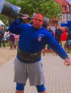 Kordian Bolczak zam. Zalewo 29lat 187 cm waga 150 kg