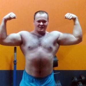 Mariusz Szczepański zam.Koluszki Wiek: 23 Wzrost: 188 Waga: 125