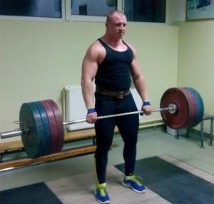 Przemysław Marczewski zamiesz.– Białogard wiek – 28 lat wzrost – 178 cm. waga – 105 kg.
