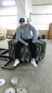 Szczepan Krzesiński Świebodzin 23 lata 185cm 105kg