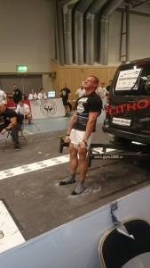 Tomasz Rzymkowski Chełmża 26 lat 180 cm 103 kg