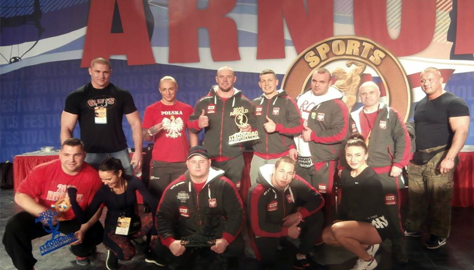 Poland Team Strongman