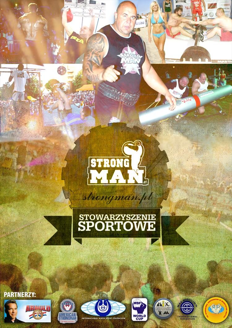 Stowarzyszenie Sportowe Strongman.pl