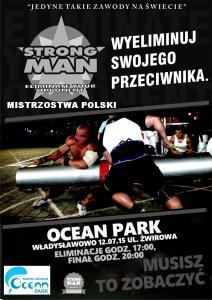 Otwarte Mistrzostwa Polski Strongman Eliminate Your Opponent Cup 12.07.2015– Ocean Park Władysławowo