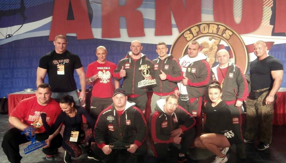 Poland Team Strongman