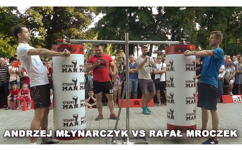 Andrzej Młynarczyk vs Rafał Mroczek